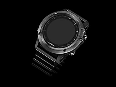 Garmin Fenix 3 GPS Multisport Watch with Outdoor Navigation from Garmin