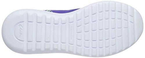 Clarks SprintKnit Infant formateurs dans différents coloris Violet (Purple Combi)