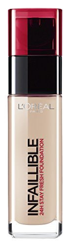 L'Oréal Infallible 24H Foundation Natural Rose 30ml