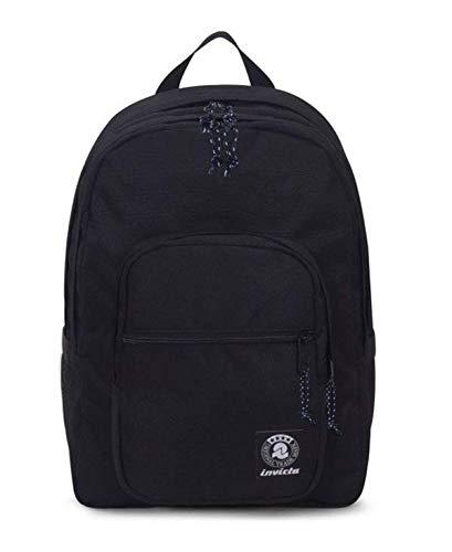 Backpack Invicta Jelek Jet Black
