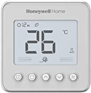 Honeywell Home TF428WN-RSBS_U fancoil On/Off thermostat with remote setback input, White