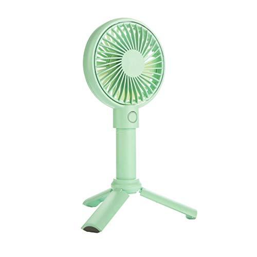 Zyj stores Mini Ventilador de Mano, Ventilador silencioso Recargable USB, Ventilador con...