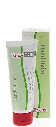 Südacare, Handbalsam, Süda, Handcreme pflegt und schützt die Hände im Beruf, 75 ml