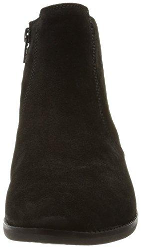 Gabor 31-660-10, Bottines  femme Noir (Schwarz)