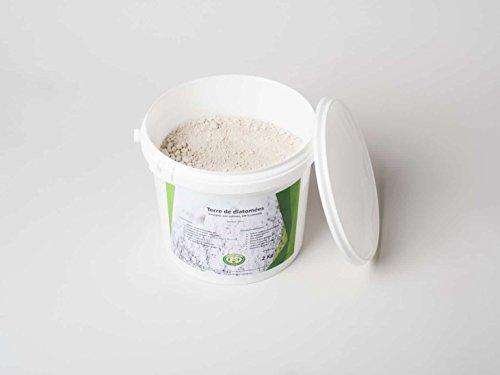 DiamixTerre de diatomée, Alimentaire - 2KG- Utilisable en...