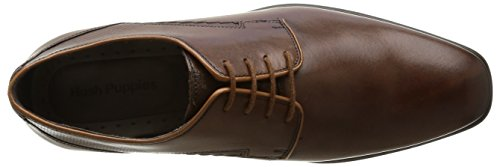 Hush Puppies Kane Maddow, Oxfords homme Marron (Brown)