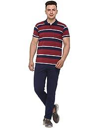 Positive- Men's Nightwear/Loungewear-Triple Stripes