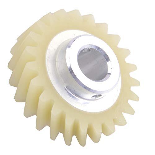 LETAOSK 9,5 mm Mischer Faser Schneckengetriebe Zubehör Teil ersetzen AP4295669 w10112253