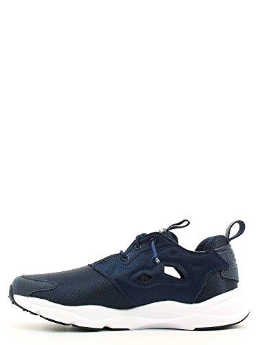 Reebok Furylite Jungen Sneaker Blau Blau