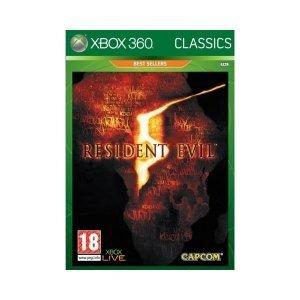 Resident Evil: 5 - Classics Edition (Xbox 360) [Importación inglesa]