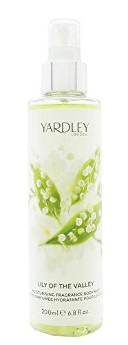Yardley London Giglio della Valle Fragrance Mist 200ml