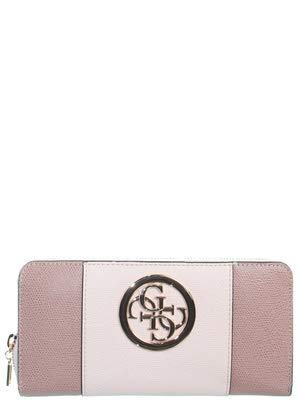 Guess Open Road Wallet Large blush multi
