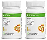 Herbalife Afresh Lemon Flavor, 50g (Pack of 2)