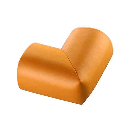 Lsgepavilion Kantenschutz für Babymöbel, weich, dick, für Tisch und Schreibtisch, Wood Color, Einheitsgröße