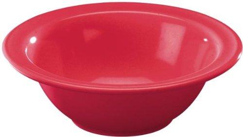 Relags Schüssel Waca Melamin, rot, rot, Durchmesser 16.5 cm, 391707 (Melamin Schüssel Rot)