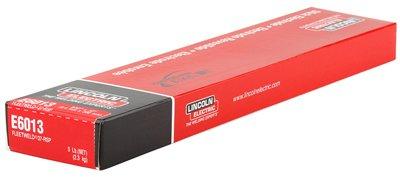 Electrodo de varilla, 6013,3 / 32 in, 12 l, 5 lb.