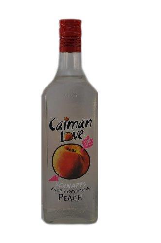 Antonio Nadal Caiman Love Licor de Melocoton<br>Spanischer Pfirsichlikör