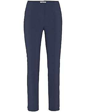 Stehmann LOLI-742 bequeme, stretchige Damenhose, mit schmalem Bein