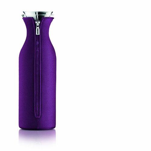 Eva Solo Kühlschrank-Karaffe 1,4 l, diverse Farben, inkl. Flip Top Deckel dunkles Violett