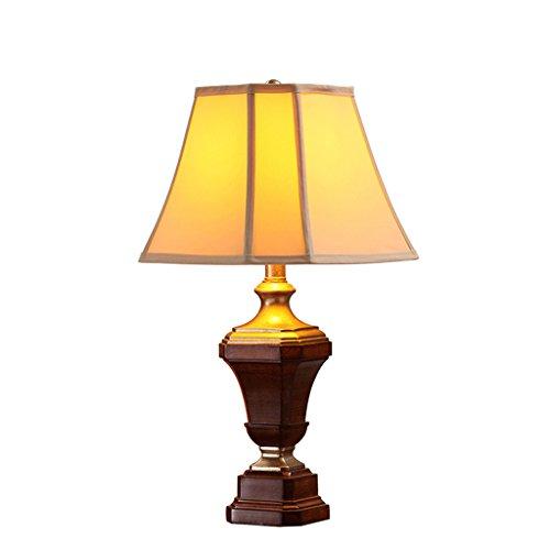 personnalité simple Style américain rural lampe de table chambre à coucher décoration salle de séjour classique moderne simple