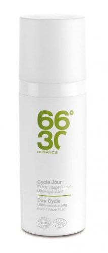 66°30 Organic - Cycle Jour - Fluide Visage Ultra-Hydratant 50ml