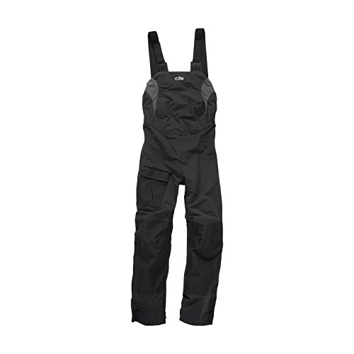 Gill Wasserdichte Hose (GILL OS2 WOMANS Trouser OS22TW GRAPHITE Sizes- - Ladies 12)