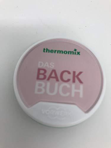 Original Vorwerk Thermomix TM5 Rezept Chip Rezeptchip Das Back Buch Backbuch backen Kuchen Torte Gebäck