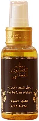 Bayt Al Saboun Al Loubnani Oud Hair Perfume Spray, 80 Ml