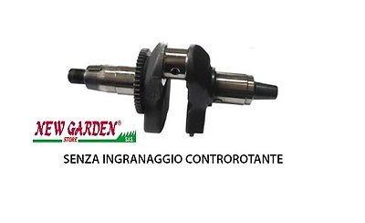 Albero a gomito motore DIESEL LOMBARDINI GENERATORE 15LD500 RUGGERINI RY120 - Motore Diesel A Gomito