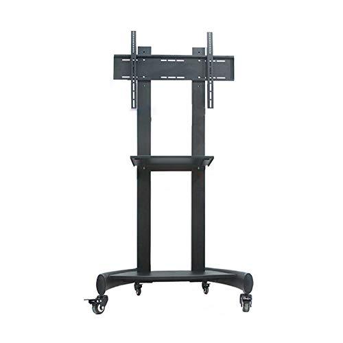 Storage racks Xiaolin Mobile TV Cart Bodenständer Mit Ablage |VESA Bracket Mount Für 32