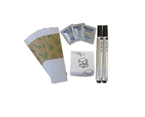 Fargo 81593 Equipment cleansing wet & dry cloths kit de nettoyage pour ordinateur - kits de nettoyage pour ordinateurs (Equipment cleansing wet & dry cloths, Coton, Papier, Plastique, Multicolore)
