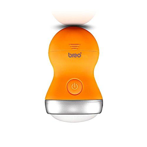 Preisvergleich Produktbild Gesichts-Massager,  Gesichtsmassagegerät Breo Mini 319 Gesichts-Massage elektrisches Schönheits-Instrument,  Facelifting,  Essenzadsorptionsinstrument,  Vibration Beruhigende Massage für Gesicht,  batteriebetrieben