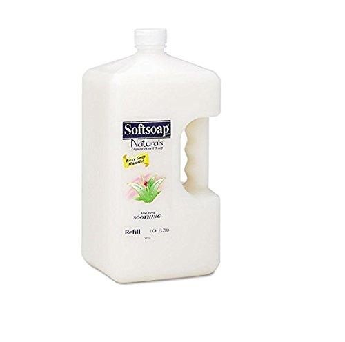 softsoap-aloe-vera-moisturizing-hand-soap-refill-1-gallon-4-pk-2-cases-by-softsoap