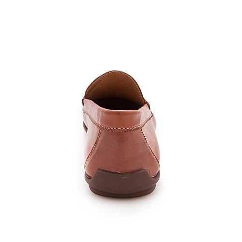 Homme mocassins maroquinerie première qualité. Creation tendance de la mode. Doublure intérieur en cuir 100%. Cuir