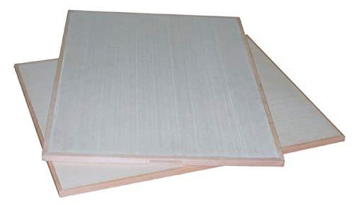 ArtCoe leichtes Zeichenbrett,45,7 x 63,5 cm, Hälfte Imperial, Kiefer