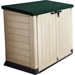 Keter Plastic Store It Out Garden Storage Box- Home Delivery - cheap UK light shop.