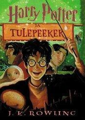 Harry Potter ja tulepeeker - Harry Potter und der Feuerkelch, estnische Ausgabe