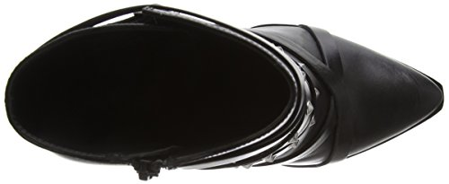 Aldo Kedaella, Bottes Classiques femme Black (Black Leather/97)