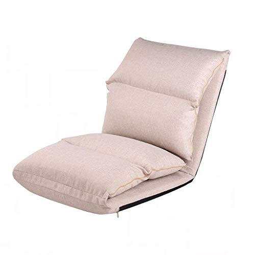 Liegen Liegestühle Freizeitliege Liegestuhl Rückenlehne Sessel Mittagspause Stuhl Tragbar 3 Farben (Farbe : B) -