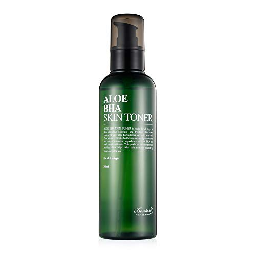 BENTON Aloe BHA Skin Toner,Korean Cosmetics, Korean Beauty, Kpop Beauty, Kstyle