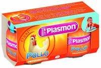 homogenisiert Omogeneizzato Pollo 120 Gr X 2 Pezzi