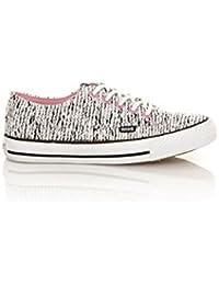 MTNG 69023 RAYATO NEGRO - Zapatos para mujer