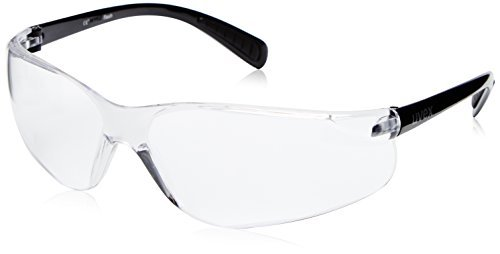 Uvex Unisex Erwachsene Sportbrille Flash Black clear, one size
