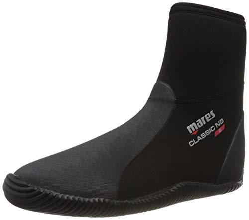 Mares Classic NG Boots, Unisex-Schuh - Erwachsene, Black, 11
