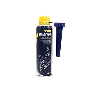 MANNOL 9981 Injector Cleaner Benzin-EINSPRITZSYSTEM Reiniger Kraftstoff-EINSPRITZSYSTEMREINIGER 300ML