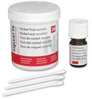 NICKEL Test sensitiv 20 Stück