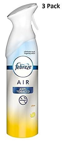 Febreze Air Freshner (Citrus) Eliminates tough Odours 300ml