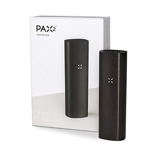 Pax | PAX 2 - Vaporizador Portátil Premium - Hierba Seca - Nuevo Modelo - Brushed Charcoal