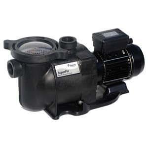 Pentair-Pompe piscine SuperFlo 1 CV mono