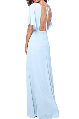 Missdressy -  Vestito  - linea ad a - Donna Gelb